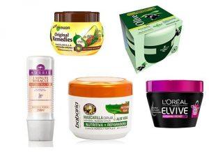 Lista de mascarillas comerciales para el cabello para comprar On-line