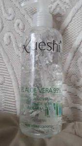 Listado de kueshi gel de aloe vera para comprar on-line