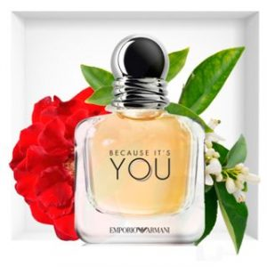 Listado de because its you para comprar Online