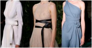 La mejor selección de lazos originales para vestidos para comprar on-line