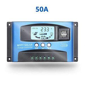 La mejor selección de bateria solar amazon para comprar