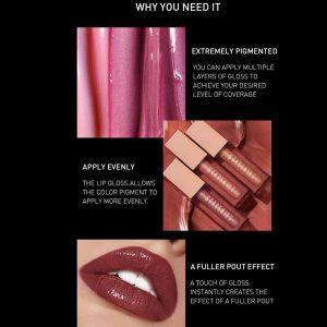 La mejor recopilación de Pintalabios duracion humectante brillante maquillaje para comprar On-line