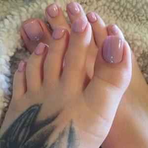 La mejor recopilación de diseño de uñas de pies para comprar On-line