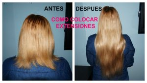 Opiniones y reviews de extensiones de pelo clip natural para comprar por Internet