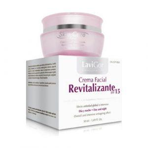 crema facial revitalizante spf lavigor que puedes comprar on-line