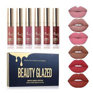 Reviews de Pintalabios Allbesta Hidratante Resistente Maquillaje para comprar online – Los 30 mejores