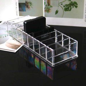 Selección de Pintalabios Organizador transparente almacenamiento organizador para comprar Online