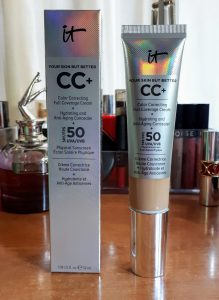 Opiniones y reviews de cc cream con factor solar 50 para comprar en Internet
