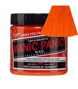 Ya puedes comprar on-line los tinte de pelo naranja – Los Treinta más vendidos