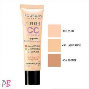 La mejor lista de cc cream bourjouis para comprar on-line