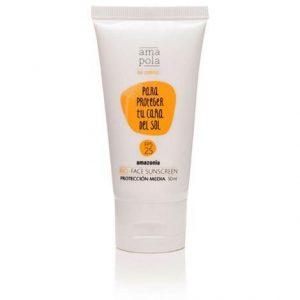 Recopilación de crema solar facial ecologica para comprar