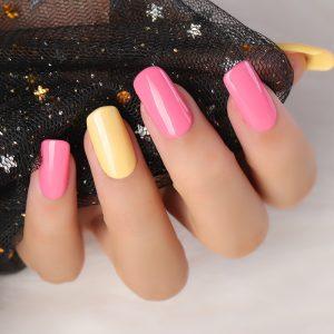 Recopilación de uñas de gel pamplona para comprar Online