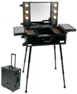 Recopilación de maletines de maquillaje profesional para comprar por Internet