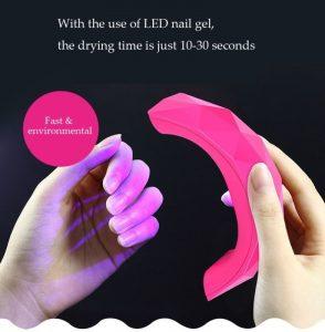 Catálogo para comprar Online lampara uv uñas para esmalte normal