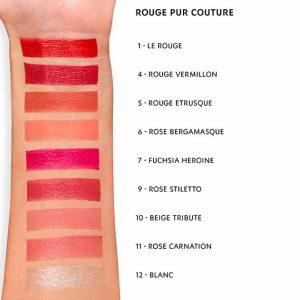 El mejor listado de Pintalabios Yves Saint Laurent Labios para comprar – Los favoritos