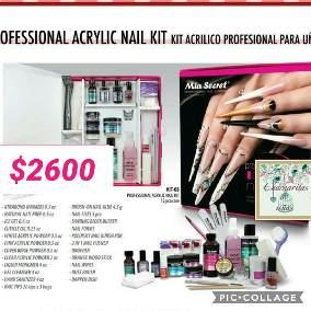 Ya puedes comprar Online los kit para uñas acrilicas – El Top Treinta