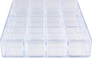 Selección de Pintalabios Maquillaje 16 compartimentos compartimentos transparente para comprar por Internet