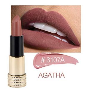 La mejor lista de Pintalabios colores maquillaje Pintalabios impermeable para comprar online