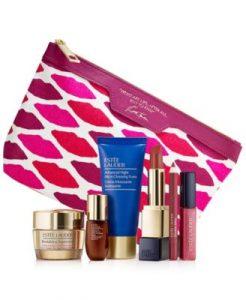 Catálogo para comprar en Internet kit de maquillaje estee lauder