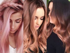 Opiniones de tinte de pelo rosa dorado para comprar Online – Los preferidos
