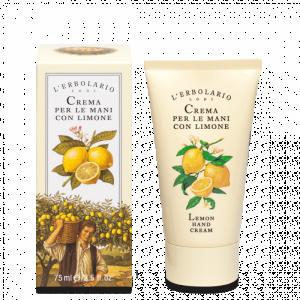 crema de manos de limon que puedes comprar por Internet