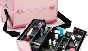 maletines para maquillaje que puedes comprar por Internet