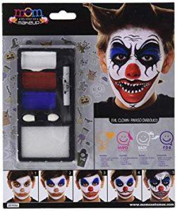 La mejor lista de maquillaje de payaso kit para comprar por Internet
