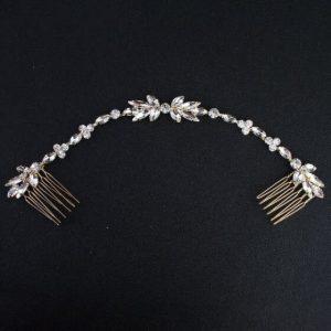 La mejor recopilación de accesorios de pelo para novias para comprar On-line