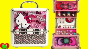 La mejor selección de set de maquillaje hello kitty para comprar – El TOP 30