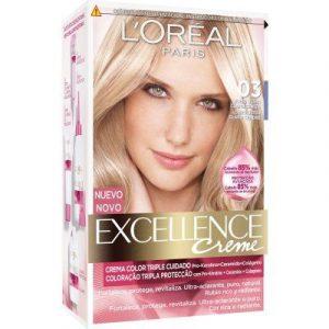 El mejor listado de tinte de pelo loreal excellence para comprar On-line