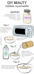 La mejor recopilación de exfoliante corporal hidratante casero para comprar Online – Los preferidos