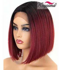 Recopilación de color burdeos pelo para comprar en Internet – Los mejores