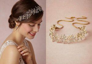 Listado de accesorios para el pelo novia para comprar On-line – Los Treinta favoritos