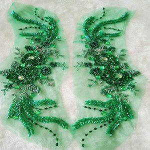 Catálogo para comprar adornos para vestidos de fiesta