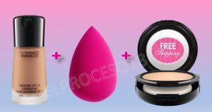 El mejor listado de base maquillaje mac Electrónica para comprar en Internet