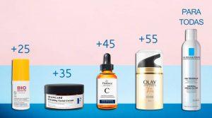 La mejor recopilación de crema corporal reafirmante para pieles maduras para comprar Online