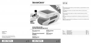 Catálogo de set de manicura lidl para comprar online