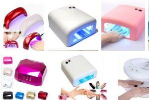 Lista de maquina para secar uñas para comprar en Internet