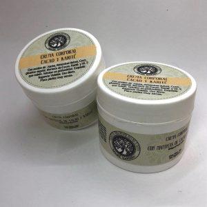Catálogo de crema corporal con aceite de jojoba para comprar online