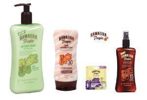 Ya puedes comprar online los hawaiian crema solar