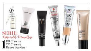 Reviews de bb cream y cc cream para comprar en Internet – Los favoritos