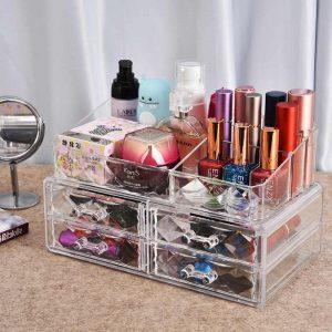 La mejor recopilación de Pintalabios 33 Pintalabios almacenamiento organizador maquillaje para comprar en Internet
