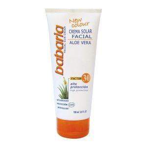 Lista de crema solar facial aloe vera babaria para comprar On-line – Los 30 más vendidos
