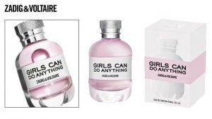 Ya puedes comprar los girls can do anything eau de parfum