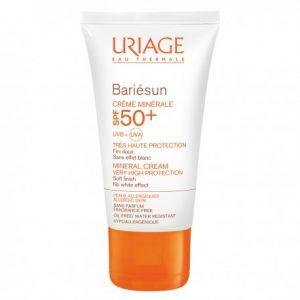 Ya puedes comprar online los uriage crema solar 50