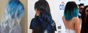 Listado de tinte de pelo azul turquesa para comprar online