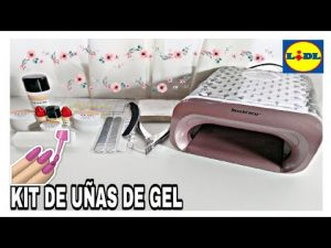 La mejor recopilación de maquina uñas de gel para comprar on-line