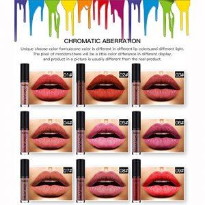 La mejor recopilación de Pintalabios Duracion Maquillaje Profesional ESAILQ para comprar Online