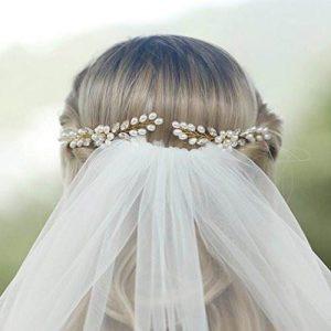 Reviews de accesorio para el pelo de novia para comprar online – Los 20 más solicitado