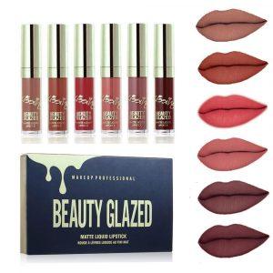 Catálogo para comprar Pintalabios impermeable brillante maquillaje profesional – Los 20 preferidos